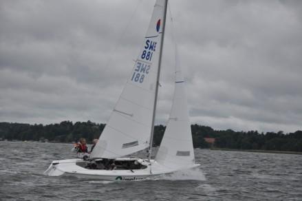881 rundar upp, foto: Mats Båvegård