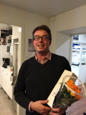 Avgående styrelseledamot Mats Båvegård tackades för sina ovärderliga insatser. Mats har byggt upp hemsidan till vad de är idag och har på senare år supportat den och varit klubbens sekreterare. Dessutom var han projektledare för regattan 2013.
