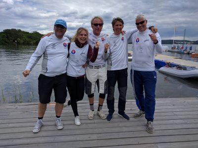 Allsvenska laget Ekerö