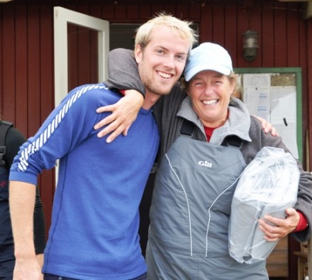 Specialpriset Polly och Anton, foto Mats Båvegård