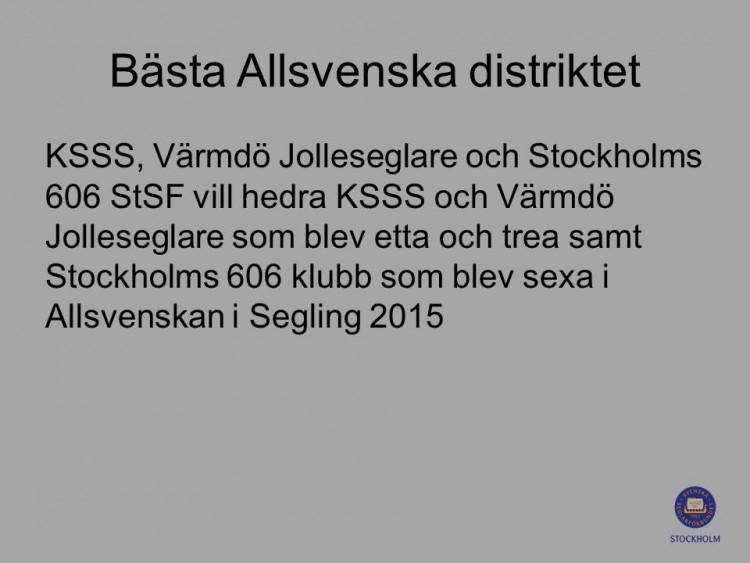 StSF Allsvenskan