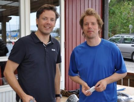 Thomas och Mathias 2a 606, foto Mats Båvegård