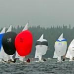 Avslutning Rikscupen 2007, foto: seglingsbilder.se