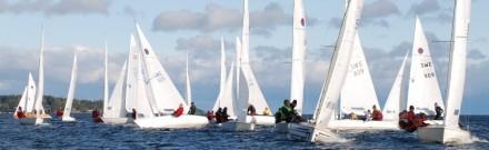 Tight segling - Rikscupsavslutning 2008, foto sswl.se